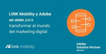 LINK Mobility Adobe Solution Partner