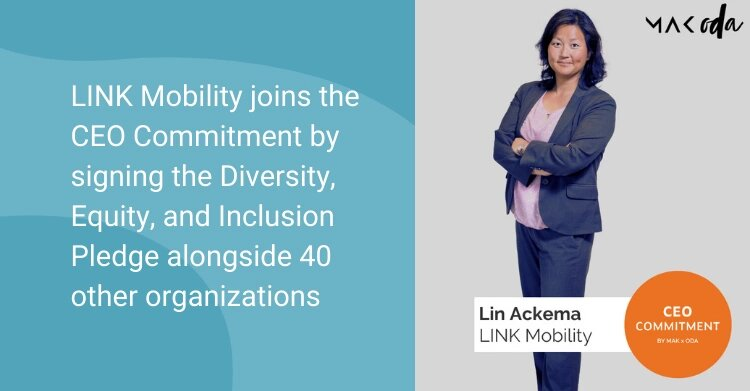 LINK Mobility CEO Commitment